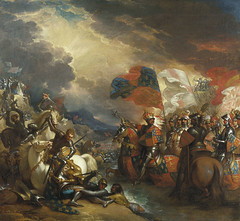 Edward III Crossing The Somme Signed and dated 1788 (ObeRosa Mirabiliae) Tags: an