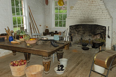 Rose Hill Plantation - Kitchen (rschnaible (On Holiday)) Tags: the south carolina rose hill plantation kitchen cookhouse old historic history circa 1811 union county gist family work production farm building architecture