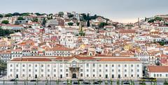 Lisbon (Rob McC) Tags: buildings architecture lisbon lisboa portugal twighight cityscape landscape