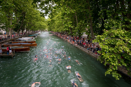 Triathlon Annecy 2017