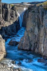 Wasserfall (torremundo) Tags: landschaften felsen flüsse schlucht steine wasserfall holmavik westfiorde island laugarholl