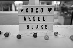 XOXO Aksel Blake (Del~Uks) Tags: leica qtyp116 summilux28mmf17asph bw