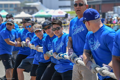 20180818-2018PlanePull-Pull-LAPDHolly-JDS_6667 (Special Olympics Southern California) Tags: athletes family fedex fitness funrun healthy letr lawenforcement longbeach longbeachairport planepull torchrun fundraiser