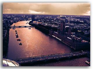 London is always a good idea!