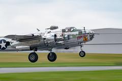 DSC_1586 (CEGPhotography) Tags: 2018 reading ww2 ww2weekend wwii wwiiweekend airshow midatlanticairmuseum pa history b25 b25mitchell mitchell bomber