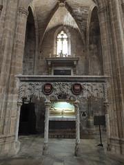 Catedral - Capilla del Santo Sepulcro (albTotxo) Tags: tortosa tarragona cataluña españa