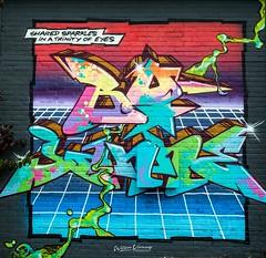 DB,...Graffiti (Willem Vernooy (FoToWillem)) Tags: graffiti kingsofcolors koc denbosch shertogenbosch spuitbus spuitwerk street streetart colorful colores color ftw fotowillem willemvernooy netherlands nederland dutch holland hollanda hollande brabant noordbrabant