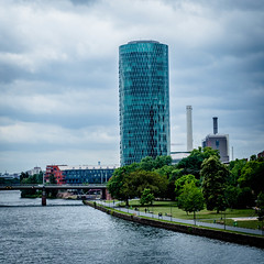 Frankfurt Germany-6220857 (keithob1 Over 2.5 Million views - Thank you) Tags: frankfurt germany cityscape