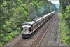 955 (Images by A.J.) Tags: train railway railroad passenger classic streamliner heritage office car special ocs greensburg pittsburgh pennsylvania emd pullman norfolk southern laurel highlands