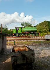 Ugly? (4486Merlin) Tags: england europe foxfieldrailway heritagerailways industrialsteam midlands railways transport unitedkingdom blythebridgestokeontrent staffordshire gbr