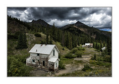Red Mountain Mining District (RiverBearPhoto) Tags: million dollar highway us red mountain mining ghost town abandoned