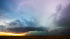 Cleo Springs (Mike Olbinski Photography) Tags: 20180529 canon1124mmf4 canon5dsr cleosprings clouds farms fields hail lightnins oklahoma rain stormchasing sunsets supercells