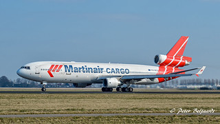 PH-MCS  McDonnell Douglas MD-11 - Martinair Holland