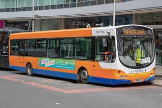 High Peak Bus Company FN04HTU