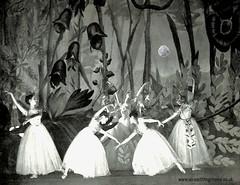 Beautiful Ballet 1937. (albutrosss) Tags: ballet dancing dream albutross