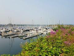 Oak Bay Marina (walneylad) Tags: victoria britishcolumbia canada august summer view scenery nature