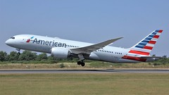 N818AL (AnDyMHoLdEn) Tags: americanairlines oneworld 787 dreamliner egcc airport manchester manchesterairport 23l
