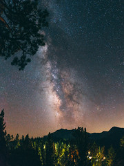 TahoeMilky way round 3-15 (Supreme_asian) Tags: canon t5i 700d sigma 1835mm f18 dc hsm astrophotography milky way mountains long exposure south lake tahoe emerald bay jupiter venus mars saturn star trails trees outdoor low light california stars paint