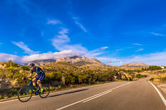 Busot Spain (Kuba Petrymusz) Tags: alicantecostablancaspainespañahiszpania góry montan bike rower kolarstwo obrazem widok pejzaż krajobraz kolarz rowerzysta busot droga zachód rowerowo super trasa asfalt koła sportowiec wysiłek rekreacja sport natura spokój
