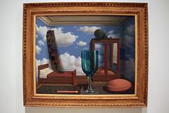Les valeurs personnelles (Personal Values), by Rene Magritte (JB by the Sea) Tags: sanfrancisco california july2018 financialdistrict sanfranciscomuseumofmodernart sfmoma renemagritte surrealism surrealist painting