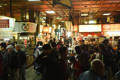 新竹城隍廟夜市 ∣ Hsinchu city god temple night market (Iyhon Chiu) Tags: 新竹 台灣 城隍廟 夜景 夜市 hsinchu city temple taiwan night market taiwanese
