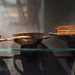 Sala Consilina, Tomb IV: three type B2 Ionian cups