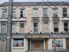The Savoy Cinema (Swaalfke) Tags: sligo ireland ierland
