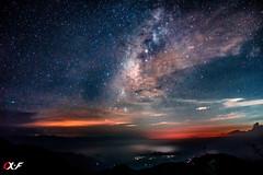 銀河初體驗 (xiang_dang) Tags: galaxy 銀河 合歡山