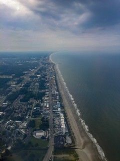 Myrtle Beach from the Air