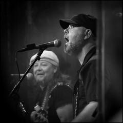 Asta Kask (*Kicki*) Tags: astakask punk music swedish sweden stockholm people person concert grönan grönalund live mickeblomqvist magnushörnell ernie punkrock