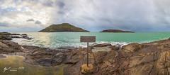 Cape York (R. Francis) Tags: capeyork capeyorkpeninsula qld queensland northqueensland ryanfrancis ryanfrancisphotography clouds island ocean weather panorama landscape