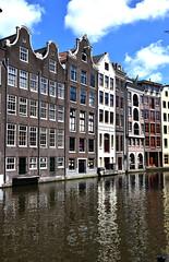 Amsterdam 513 (BGS Fotografia) Tags: amsterdam holanda holand maxima europa paisesbajos europe canals canales bicicleta bike