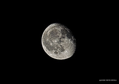 Luna_Nikon d5100_55-300mm (Javier Nieves Ortega) Tags: nikon d5100 55300mm luna nikkor linares