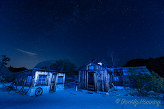 037-Keys_Ranch_Night-001 (Beverly Houwing) Tags: keysranch billkeys earlysettlers desert mining barn schoolhouse cabin ranching joshuatreenationalpark desertqueenranch outpost equipment home shed cars cemetery oreprocessing california yuccavalley 29palms night sky stars lightpainting
