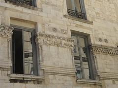 DSC01420 (dottyvdb) Tags: sculptures gard nimes architecture detail frise