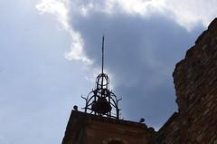 49 - Luberon - Roussillon, le village de l'Ocre, le beffroi (paspog) Tags: ocre roussillon village dorf provence france august août 2018 carillon