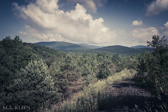 Adirondack Mountains in Summer (makleen) Tags: landscape adirondacks adirondack adirondackpark adirondackmountains newyork summer highpeakswilderness wilderness forest mountains scenic nature evergreens