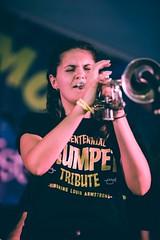 Emily Mikesell, Trumpet Mafia - Satchmo Summerfest 2018