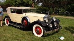 1932 Packard Twin-Six Dual Cowl Phaeton by Murphy (Frankleton Foto) Tags: 1932 packard twinsix dual cowl phaeton by murphy cars