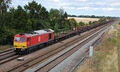 60100 (paul_braybrook) Tags: db class60 diesel coltonjunction york northyorkshire freight railway trains