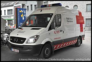 Rode Kruis Vlaanderen - afdeling Duffel