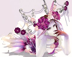 ☼irrISIStible creation ☼THE LAST UNICORN☼ (l.Irina) Tags: irrisistible unicorn pose fantasy