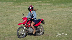 Youngsters On Their Bikes (jan-krux photography - thx for 3 Mio+ views) Tags: bigboy honda young rider girl boy fast motorbike springbokrally2017 southafrica suedafrika westerncape fun spass olympus omd em1mkii