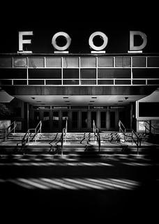 Food Building Exhibition Place Toronto Canada
