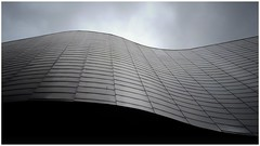 A wave of modernity... (zapperthesnapper) Tags: therock bury manchester lancashire architecture modernarchitecture abstract minimalist minimal minimalism