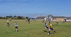 Wendron United 6, Frogpool & Cusgarne 2, pre-season friendly, August 2018 (darren.luke) Tags: cornwall cornish football landscape nonleague grassroots wendron fc frogpool