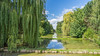 Slovakia, A park in Brodzany