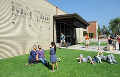 Temple City Library - Solar Eclipse Viewing Party (CEO_Countywide_Communications) Tags: losangelescounty library solar eclipse 2017 science families children stem temple city viewing party eye protection glasses