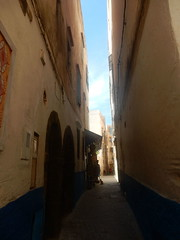 Doors and laneways, Medina of Essaouira (Mulligan Stu) Tags: laneways essaouira medina morocco doors maroc