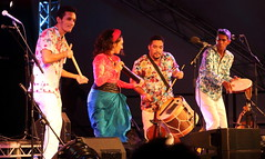 WOMAD18 Renata Rosa and band from Brazil (inyathi) Tags: womad womad2018 charltonpark music musicians musicfestivals festivals renatarosa brazil